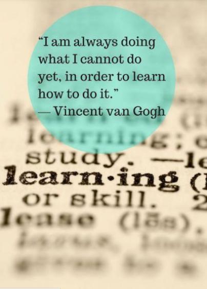 learning van gogh